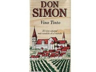 Don Simon Don Simon Red Wine Vino Tinto – 1 Litre Pack X 2