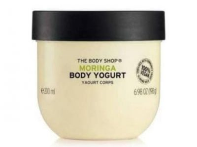 The Body Shop The Body Shop Moringa Body Yogurt