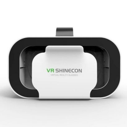 VR SHINECON VR5 Box 3D Glasses Virtual Reality Game Console For Phone