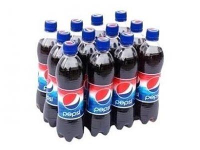 Pepsi PLASTIC BOTTLE soft DRINK – PEPSI