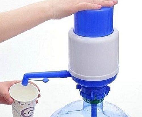 Manual Water Dispenser Pump