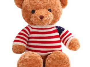 Teddy 35cm Happy Birthday Or Girlfriend Gift Plu