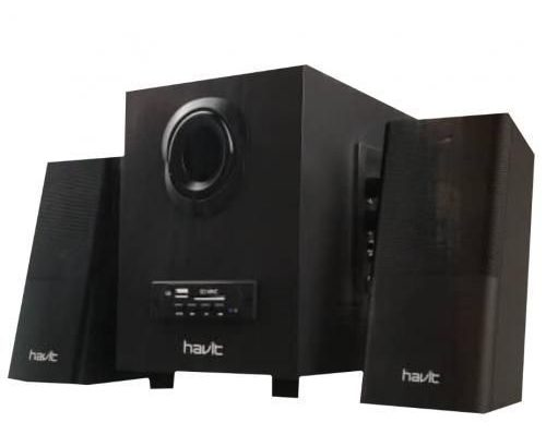 Havit 2.1ch Multi-function USB Speaker With Bluetooth Function.