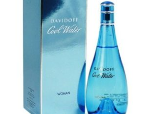 Davidoff Cool Water Woman EDT 100ml For Women