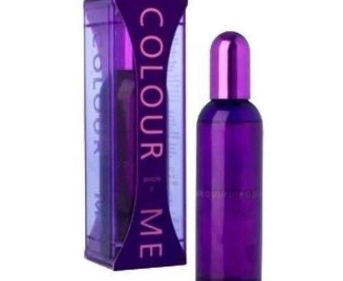 Colour Me PERFUME -( Purple)
