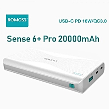 Romoss 20000mAh QC Type-C Power Bank