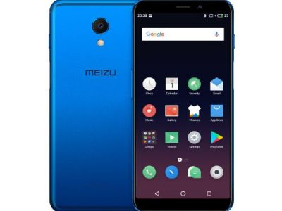 Meizu Global Firmware Meizu M6s Mblu S6 4G LTE Mobile Phone