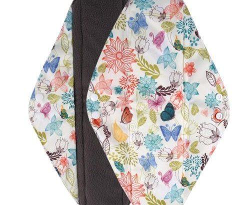 New Reusable Washable Cloth Sanitary Pad Menstrual Panty Liner