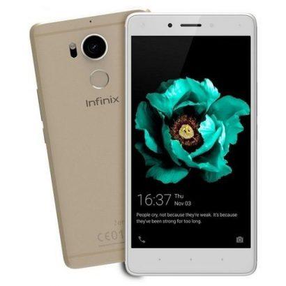 Infinix Zero 4 (X555) 5.5-Inch IPS LCD (3GB RAM,32GB ROM) Android 6.0 Marshmallow, 16MP + 8MP