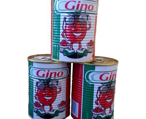 Gino Gino Medium Tin Tomatoes × 3 Tin