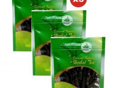 Kuding Herbal Tea 3pcs X 20g