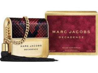 Marc Jacobs Decadence Rouge Noir Edition 100ml Eau De Parfum For Her