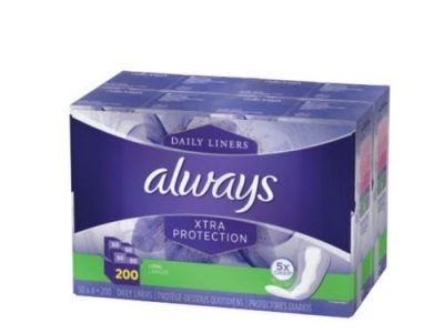 Always Daily Panty Liners