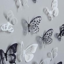 NEW 100pcs 3D 3CM Dark Luminous Tape Fluorescent Plastic Wall Sticker Wall Decal