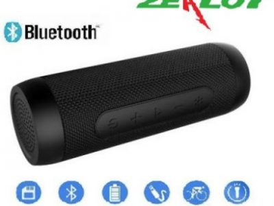 Zealot S22 Wireless Bluetooth Speaker With Flashlight (2019 Model)