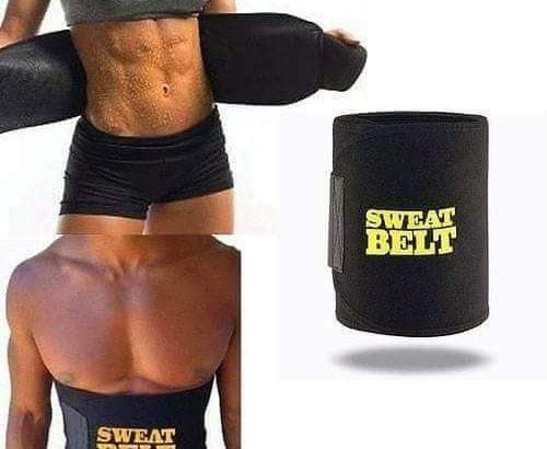 Sweat Belt Waist Trimmer Belt