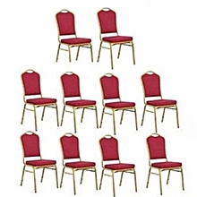 10 Set Of Banquet Chair