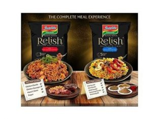 Indomie Relish Chicken Extravaganza X 5