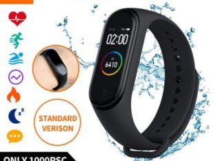 Xiaomi Mi Band 4 Bluetooth 5.0 Waterproof Sport