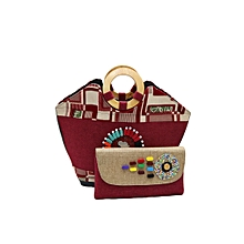 Ankara Classy Handbag For Women