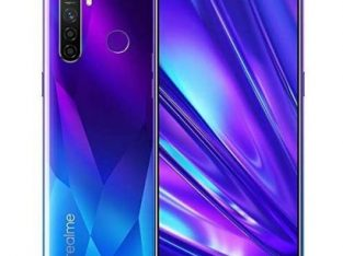 Oppo Realme Q 6.3 Inch Full Screen 4+64GB Octa Core 48MP 5 Camera 4035mAh VOOC 20W Fast Charge
