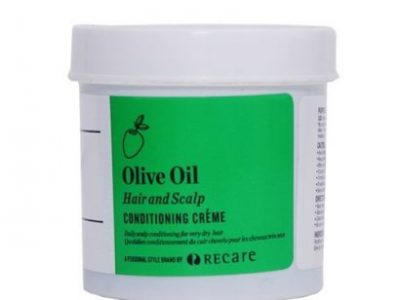 Natures Gentle Touch Olive Oil Hair And Scalp Creme