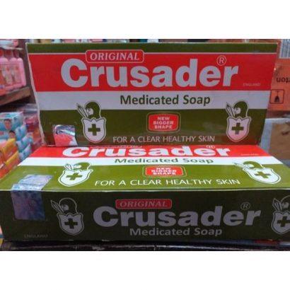 Crusader Crusader Soap England 1 Dozen