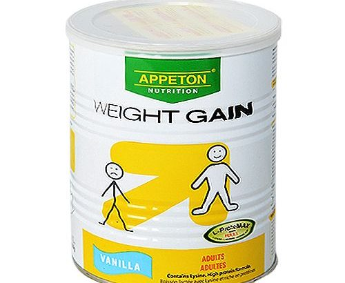 Appeton Weight Gain Vanilla For Adults-450g