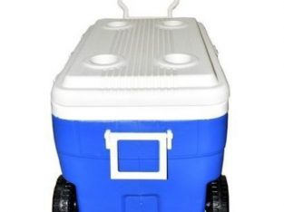 Eleganza 90ltr 2 Wheel Cooler