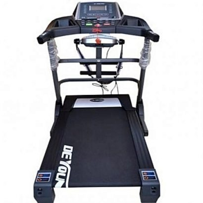 3.5HP American Fitness Treadmill With Massager, Mp3 Speaker, Auto Incline, Sit Up