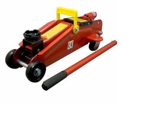 Hydraulic Trolley Jack – 3 Tons