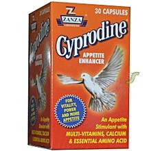 ZANZA CYPRODINE Appetite Enhancer 30capsule