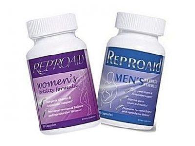 Reproaid Men & Women's Fertility Formula (2 X 90capsules)