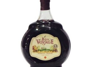 Bon Voyage Pinot – Noir Red Wine 1 Litre – 11% Alcohol Vol
