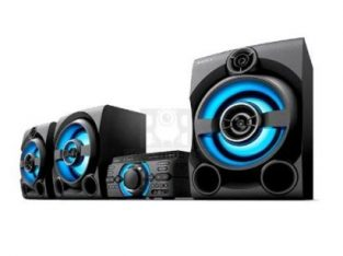 Sony DVD Bluetooth Sound System MHC-M80D