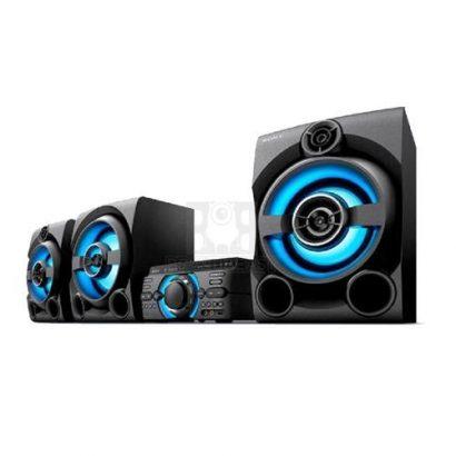 Sony DVD Bluetooth Sound System MHC-M80D