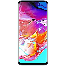 Samsung Galaxy A70 6.7-Inch S-AMOLED (6GB, 128GB ROM) Android 9.0 Pie, (32MP+8MP+5MP) + 32MP
