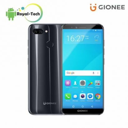 Gionee S11 Lite 5.7-Inch HD (4GB,64GB ROM) Android 7.1 (13MP + 2MP) + 16MP Dual SIM 4G LTE Fin