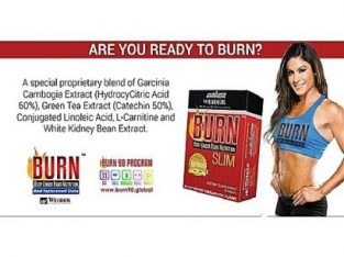 AIM Global Burn Slim Natural