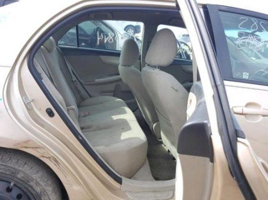Clean 2012 Toyota Corolla