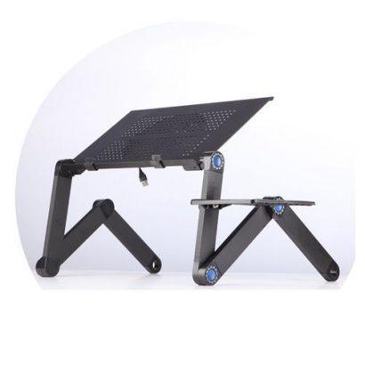 Universal Adjustable Folding Laptop Stand Desk 4 PC Notebook