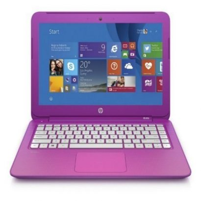Hp Mini Laptop Stream 11 Intel Celeron, (2GB,32GB SSD +free 32gbflash Drive) 11.6-Inch Screen
