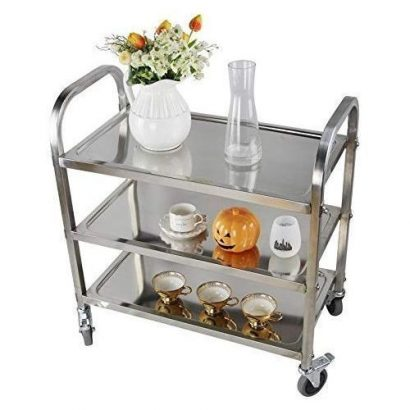 Stainless Steel Food Trolley