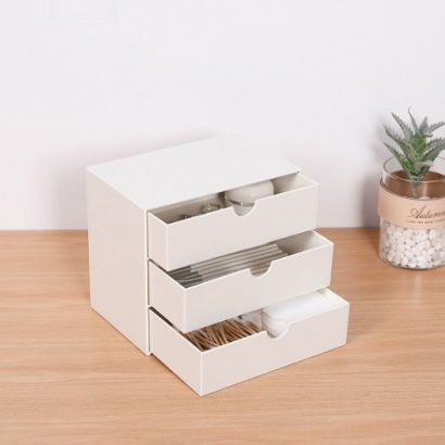 Sd-9039 Three Compartment Drawer Storage Box kitchen furniture