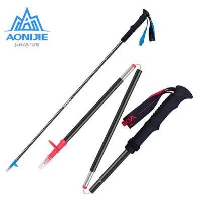 Aonijie Walking Sticks Anti-shock Trekking Hikin