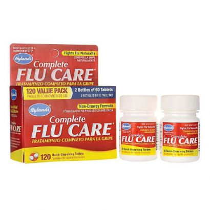 Hyland's Complete Flu Care Value Pack