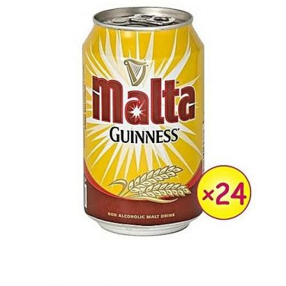 Guinness Canned Malta Guinness 24x Low Sugar