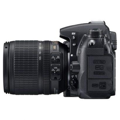 Nikon D7000 Digital SLR Camera With 18-105mm Lens