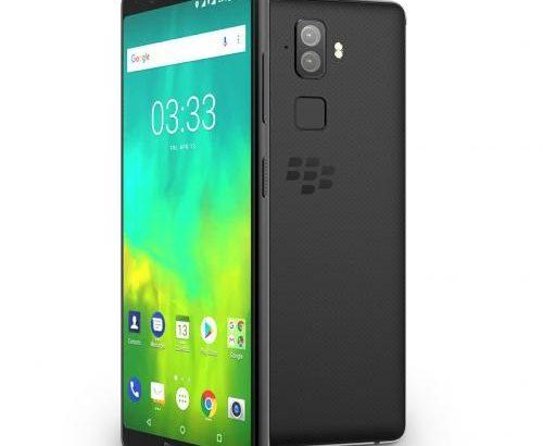 Blackberry Evolve 5.99-Inch (4GB RAM, 64GB ROM) Android 8.1, (13MP + 13MP) + 16MP 4G 4000mah,