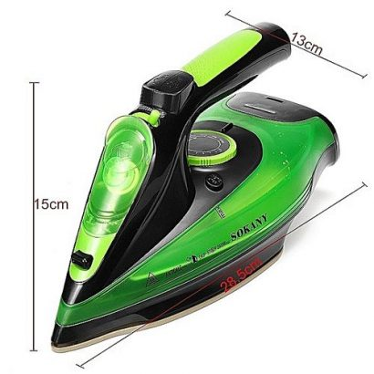 Sokany 2 In 1 Electric Cord(less) Steam Iron